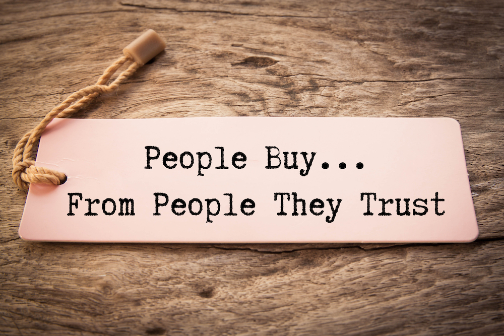 The Trust Factor in Marketing